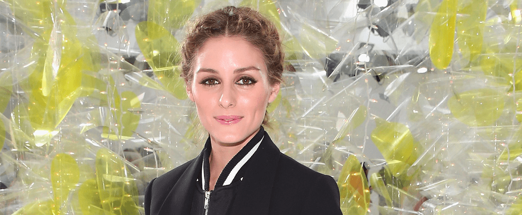Olivia Palermo Wore the Most Incredible Braid to NYFW