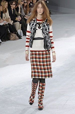 Paris Fashion Week, Fall 2007: Chanel