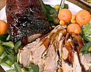 Sunday Dinner: Ham with Bourbon and Coca-Cola