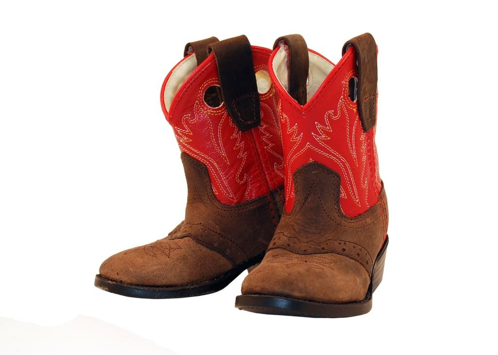 First Cowboy Boots