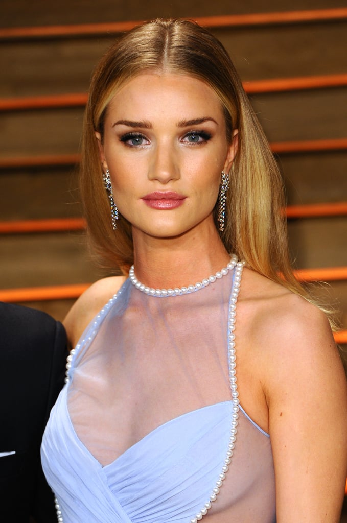 Rosie Huntington-Whiteley at Vanity Fair Party