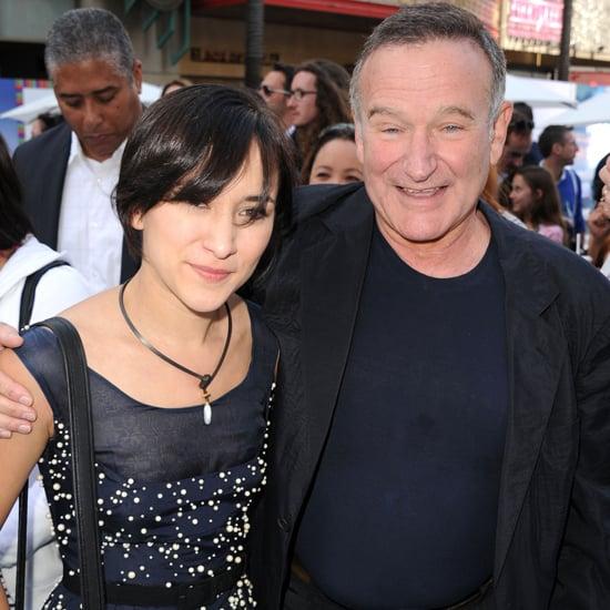 Zelda Williams Tweets About Robin Williams's Death