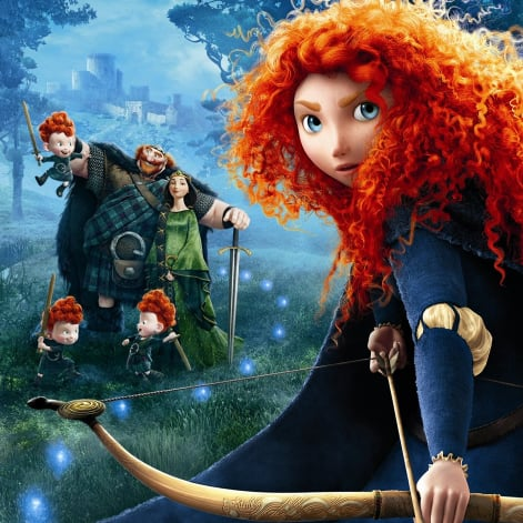 Brave DVD Release Date