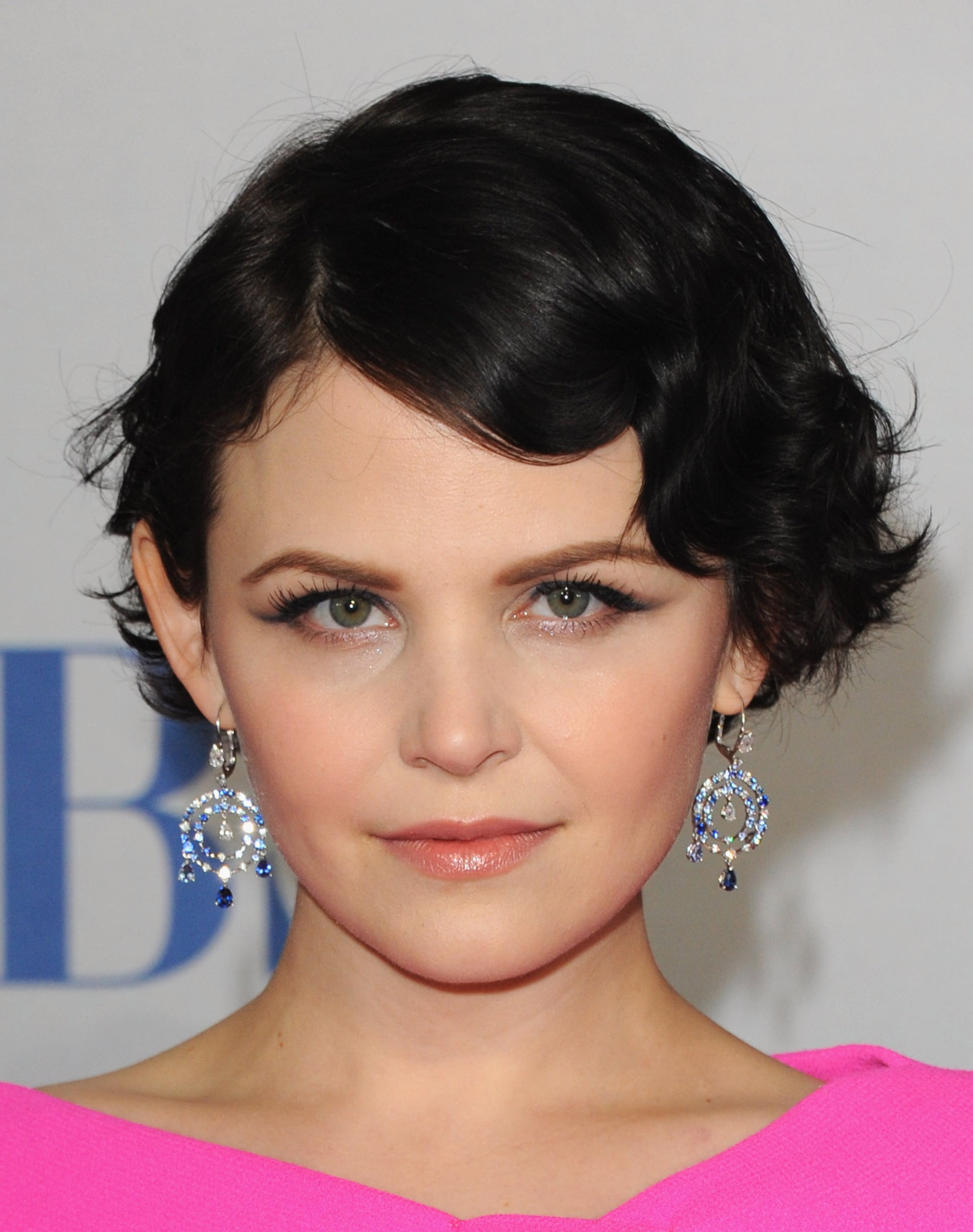 Ginnifer Goodwin Shoulder Length Hair