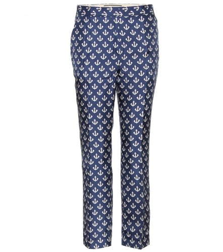 By Malene Birger GERTRUDI PRINT TROUSERS