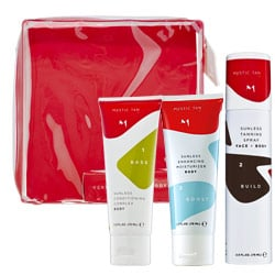 Friday Giveaway! Mystic Tan Perfect Tan Body Kit