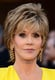 Jane Fonda on the red carpet at the Oscars 2013.