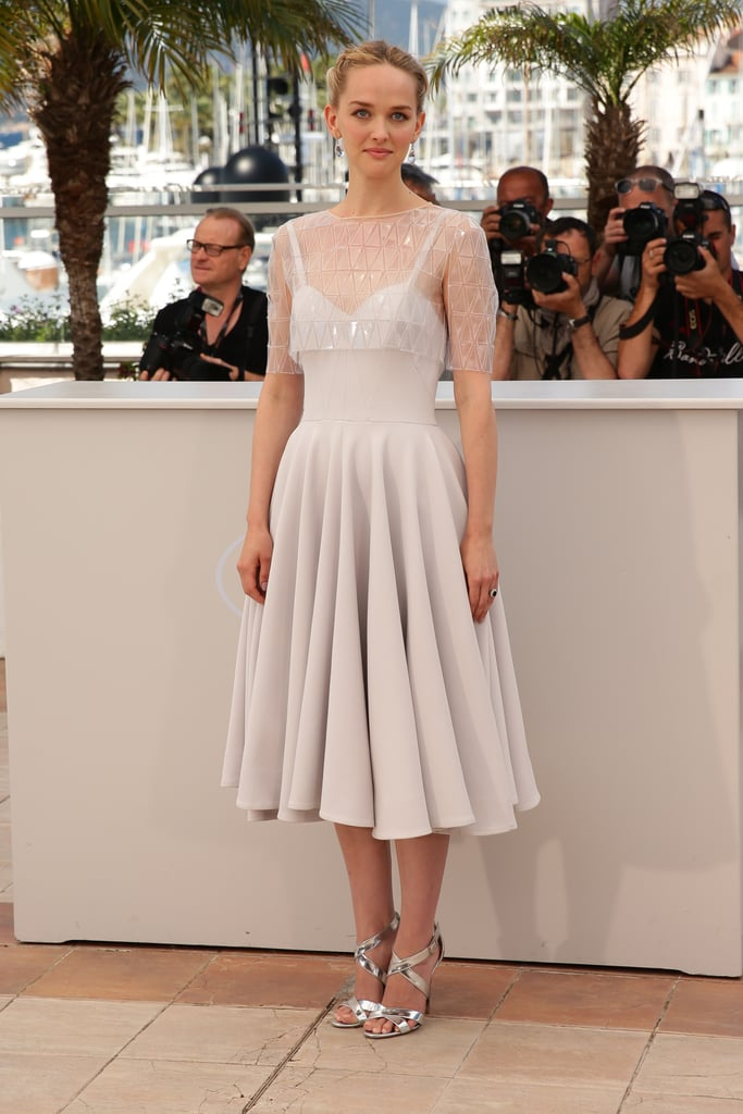 Jess Weixler at a The Disappearance of Eleanor Rigby Photocall