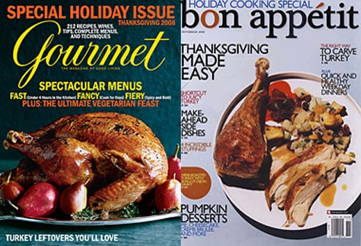 Would You Rather Read Gourmet or Bon Appétit Magazine?