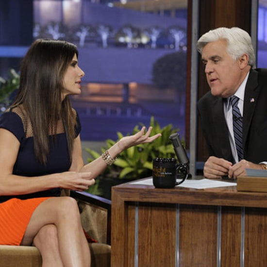Sandra Bullock on The Tonight Show 2013