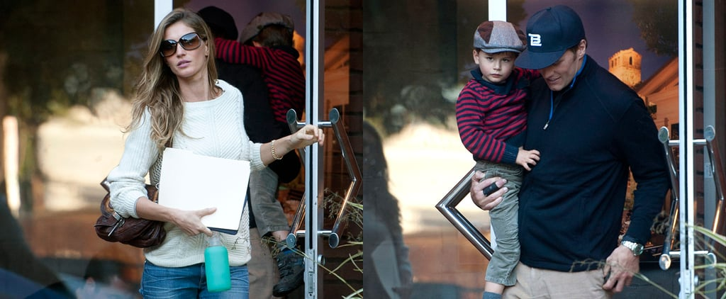 Benjamin Brady Dips Into His Dad's Hat Collection