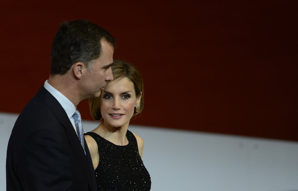 Spain's Queen Letizia Sure Knows How to Stand Out