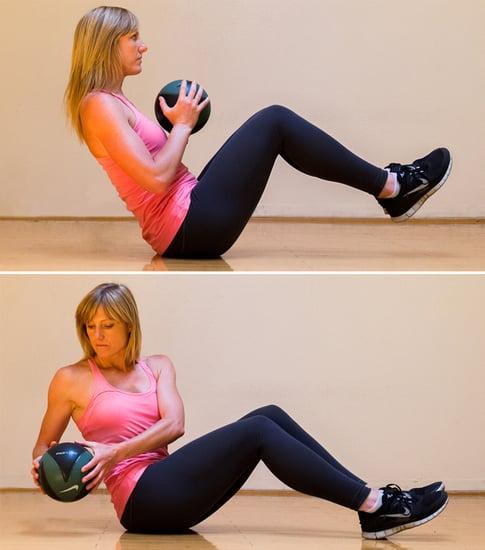 Twisting Oblique Exercises