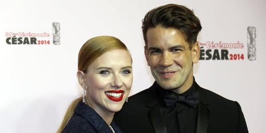 Scarlett Johansson Secretly Marries Fiance Romain Dauriac