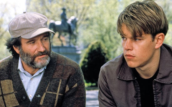 FROM EW: Matt Damon Remembers Good Will Hunting Park Scene with Robin Williams on Anniversary of Actor's Death
