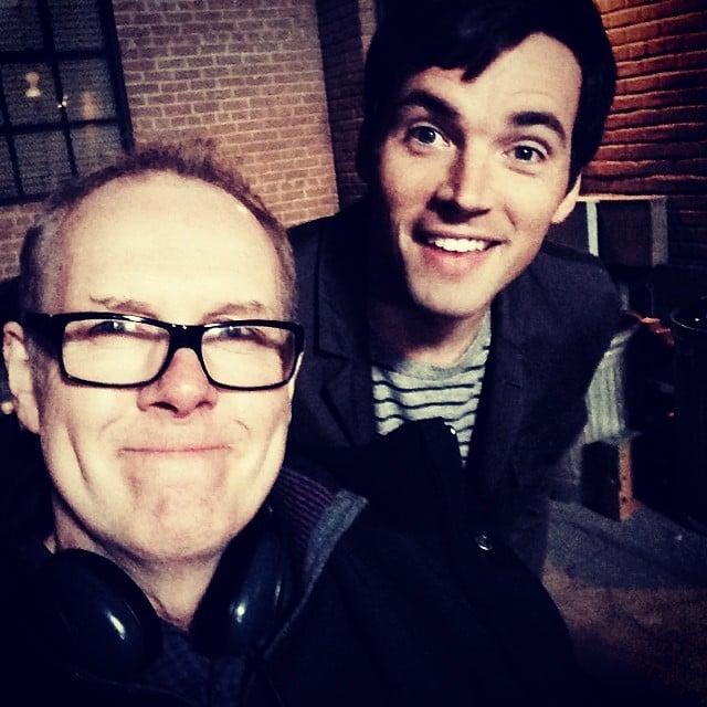 Seriously, Look! It's Ezra!