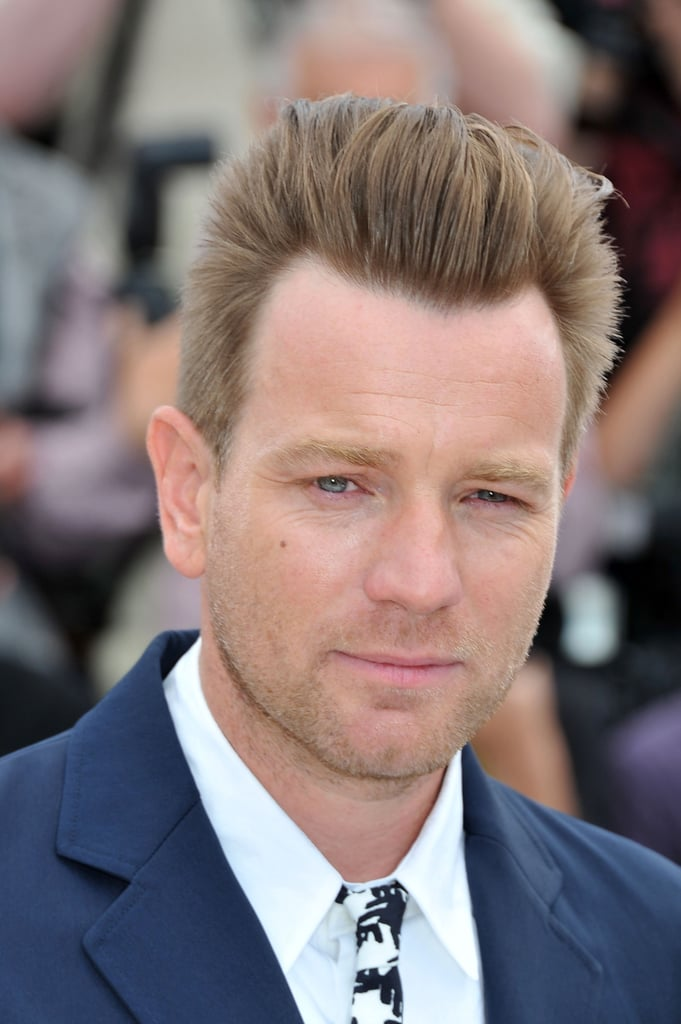 Ewan McGregor attended the jury photocall at the Cannes Film Festival.