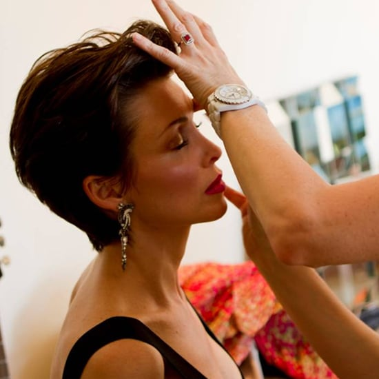 Behind the Scenes on Dannii Minogue's Latest ModelCo Shoot