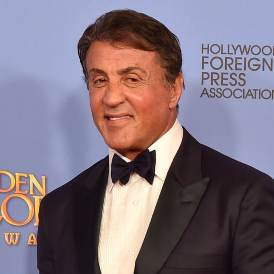 Sylvester Stallone Acceptance Speech Golden Globes 2016