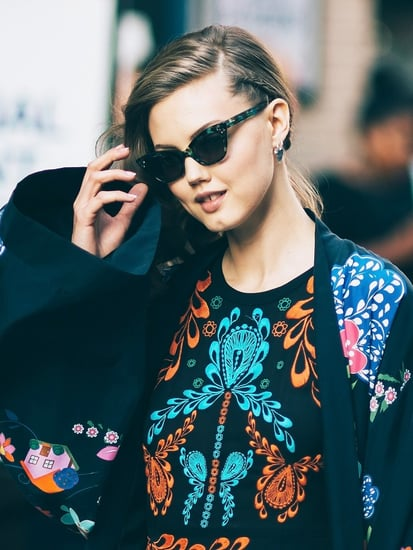 Exclusive: Getting Ready With Lindsey Wixson for the CFDA Awards