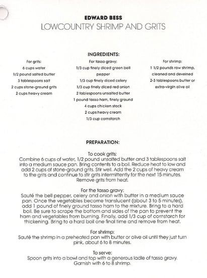 Recipes From Fashion's Night Out Cookoff Hosted by Padma Lakshmi