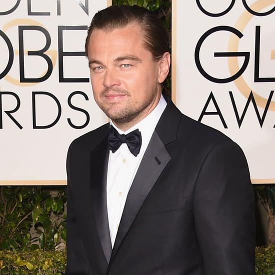 Lady Gaga Scared Leonardo DiCaprio at the Golden Globes 2016