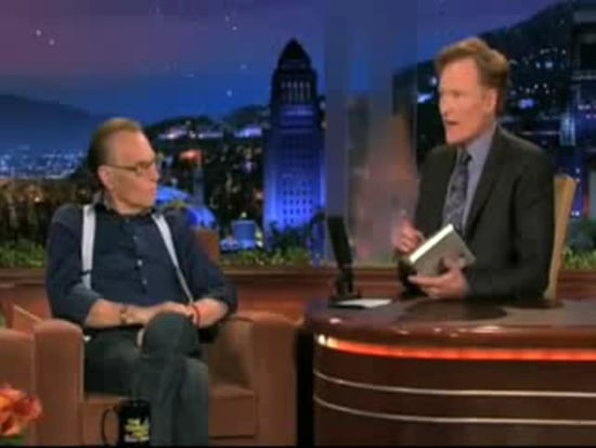 Larry King on Conan O'Brien