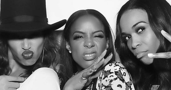Destiny's Child Reunited For Kelly Rowland's Birthday And It Was Fierce