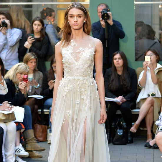 Bridal Fashion Week Pictures Spring Summer 2017 New York