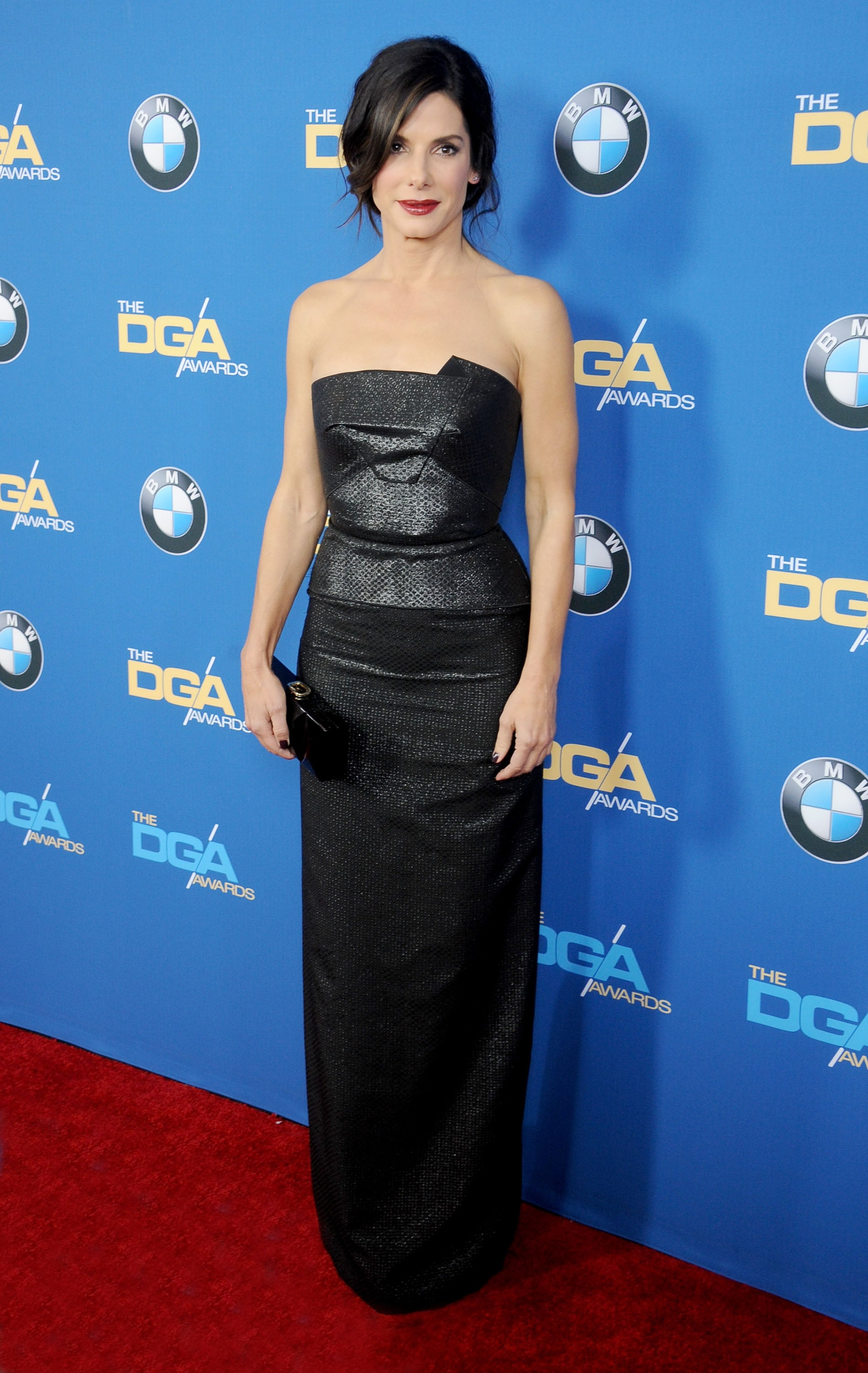 Sandra Bullock stepped out for the Directors Guild Awards.