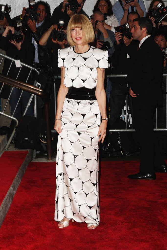 Did you love Anna's red carpet look at the Met gala this year?