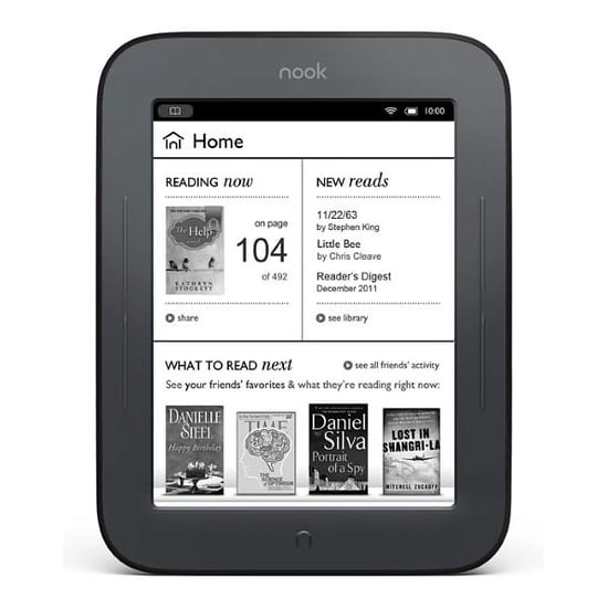 Nook Color and Simple Touch Price Cuts