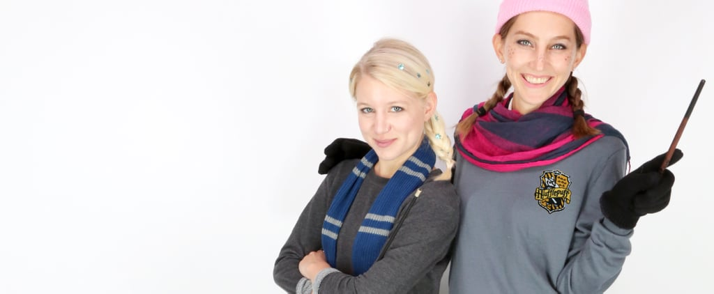 Disney Princesses as Hogwarts Students Is This Year's Best Group Costume