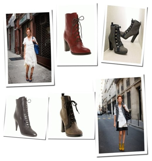 Must Have: Lace Up Boots