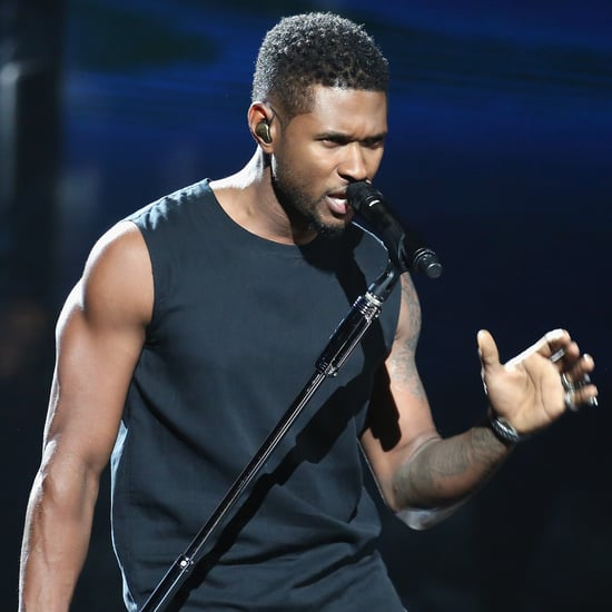 Pictures of Usher Shirtless