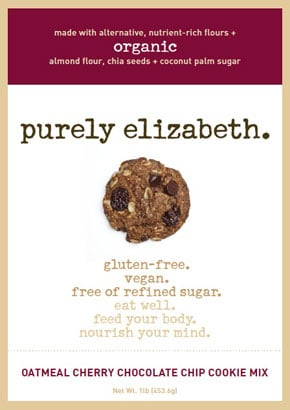 Purely Elizabeth's Gluten-Free Cookie Mix Review