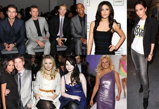 Photos of Kellan Lutz, Ryan Phillippe, Victoria Beckham And More at 2010 Fall New York Fashion Week