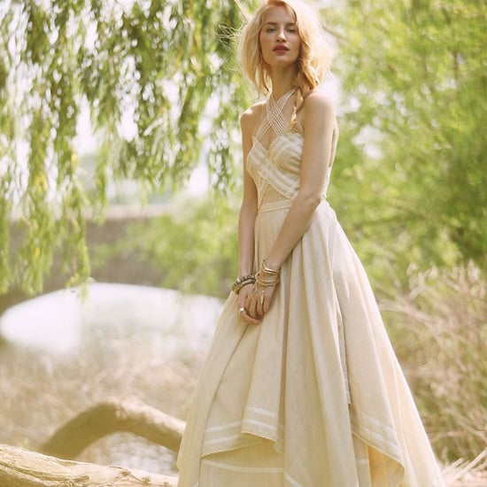 Free People's Limited Edition White Summer Dresses Inspire Flights of Bohemian Cool and Wedding Whimsy