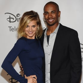 Happy Endings Interview With Eliza Coupe, Damon Wayans Jr.