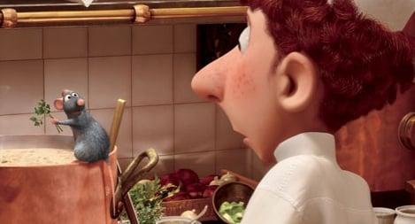 2007's Favorite Foodie Film Is . . .