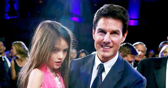 Tom Cruise Reportedly Hasn't Seen Daughter Suri in 'About Three Years'