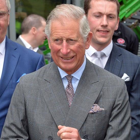 Princess Charlotte Easier on Parents Than Prince George