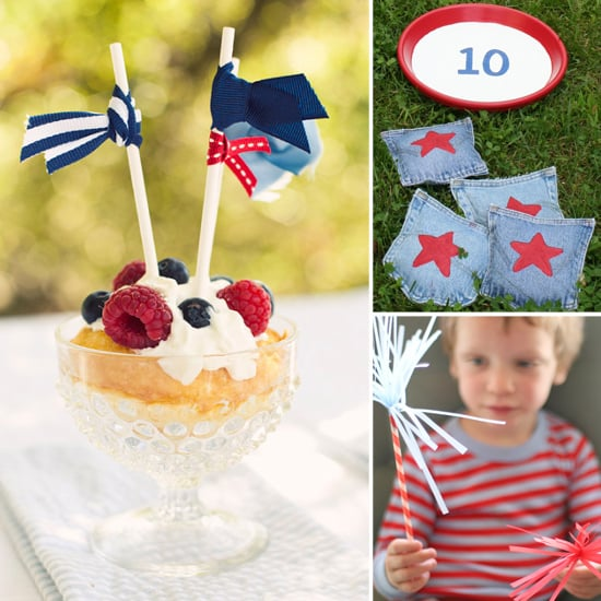 11 Fun Fourth of July DIY Projects For the Whole Family