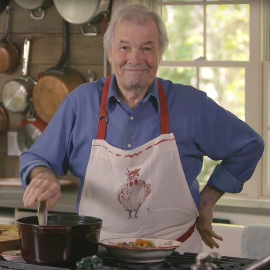Easy Jacques Pépin Chicken Recipe