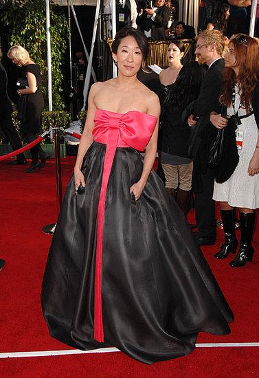 Screen Actors Guild Awards: Sandra Oh