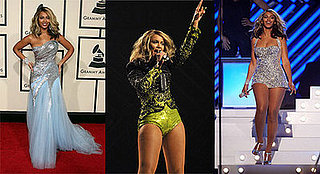 Which Beyonce Grammy Look Was The Most Fab?
