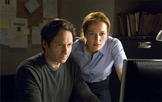 The X-Files Sequel: Fewer Aliens, More Ghosts