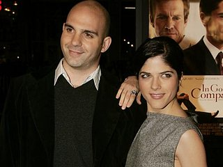 Selma Blair Files For Divorce