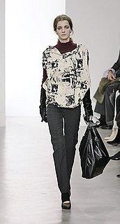 Milan Fashion Week, Fall 2007: Marni