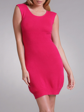 Fab Finger Discount! Arden B. Electric Pink Dress